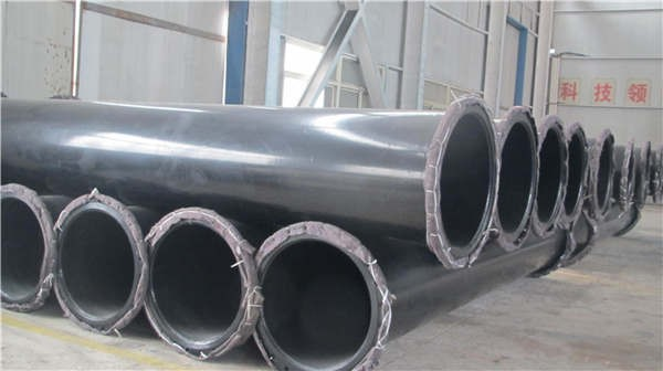 External PE Coated Steel Pipe
