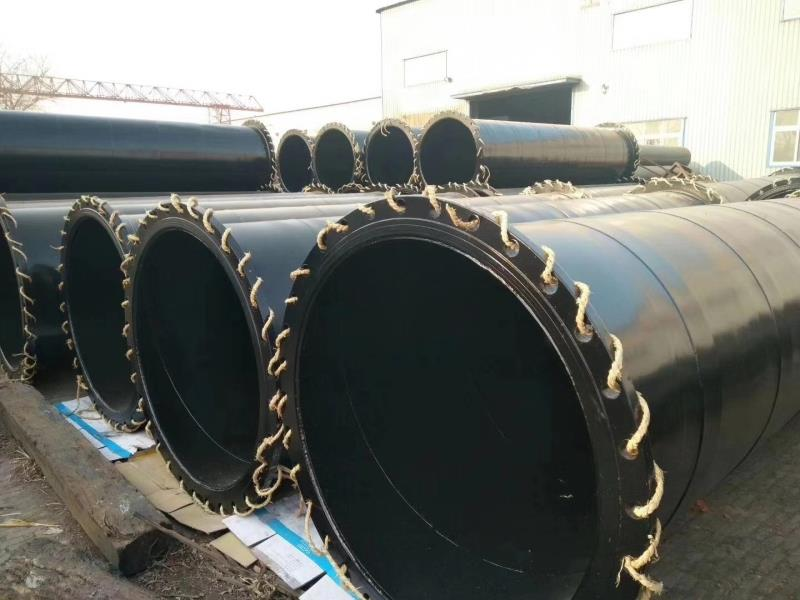 Antistatic Plastic Coated Pipe