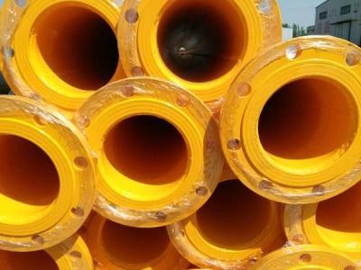 Epoxy Coated Steel Gas Pipe