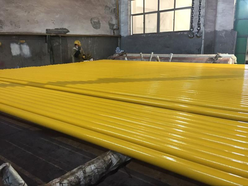 Coated Steel Pipe for Gas