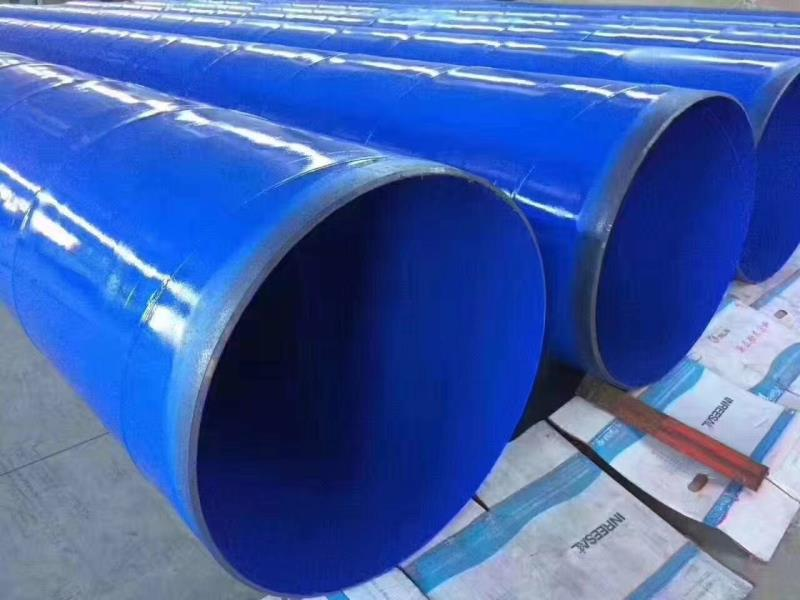 Sprial Welded Coating Pipe for Drainage