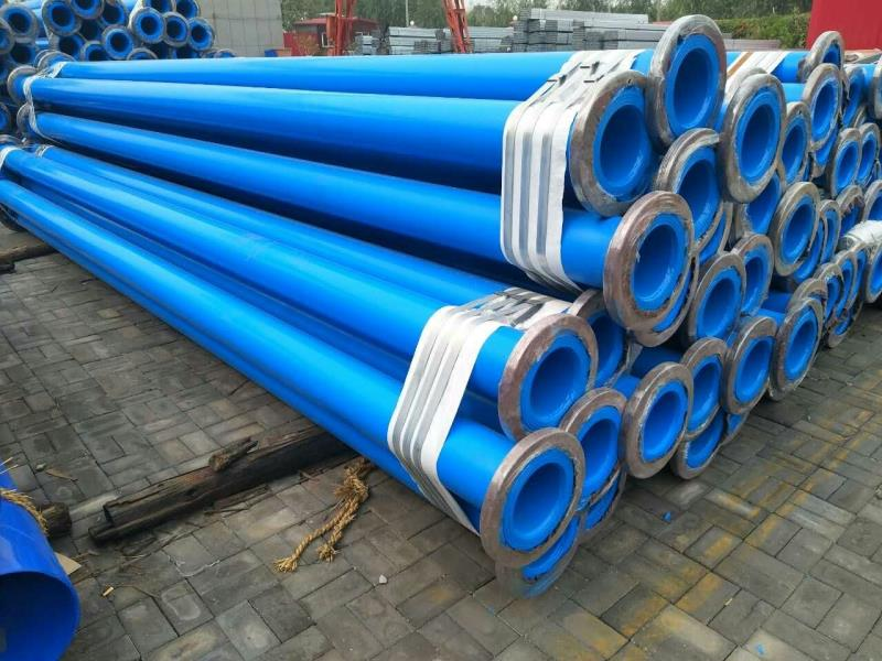 Flanged Water Supply Pipe