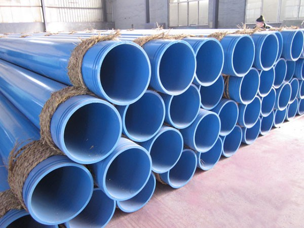 Grooved Coating Pipe for Water