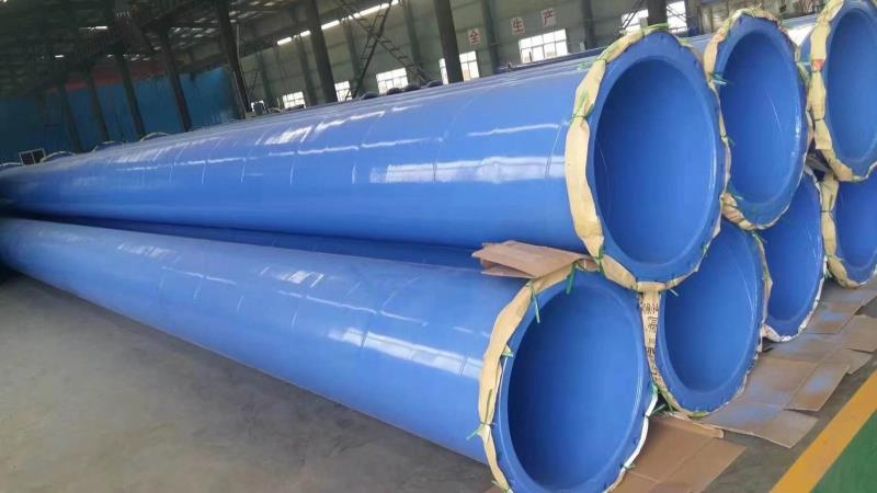Plastic Coated Water Pipe