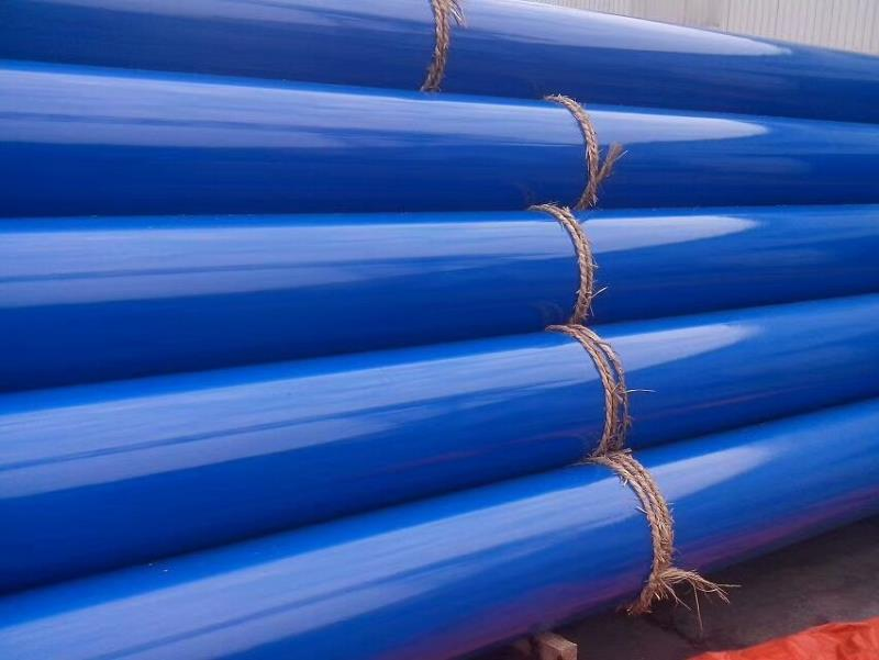 Water Supply Coated Pipe