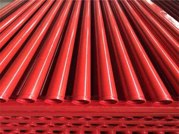 Plastic Coated Pipe