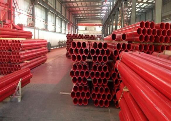 Fire Fighting Coating Pipe